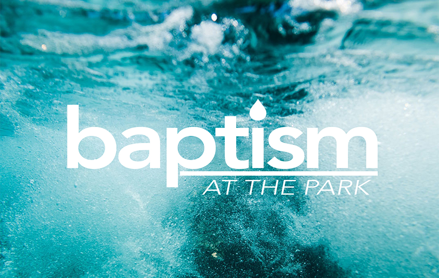 Baptisms at the Park