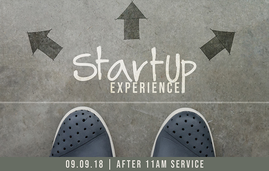 Start-Up Experience