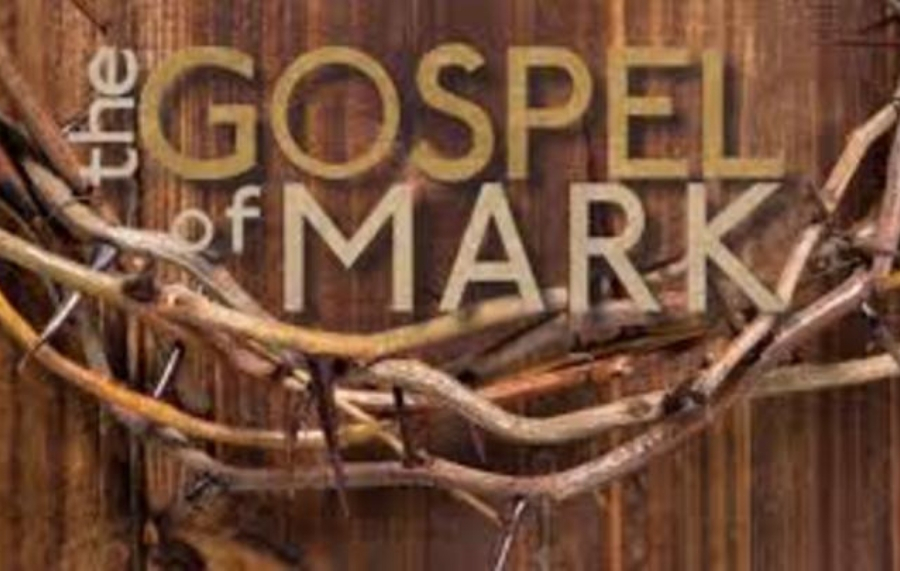 The Gospel of Mark - Connecting Points