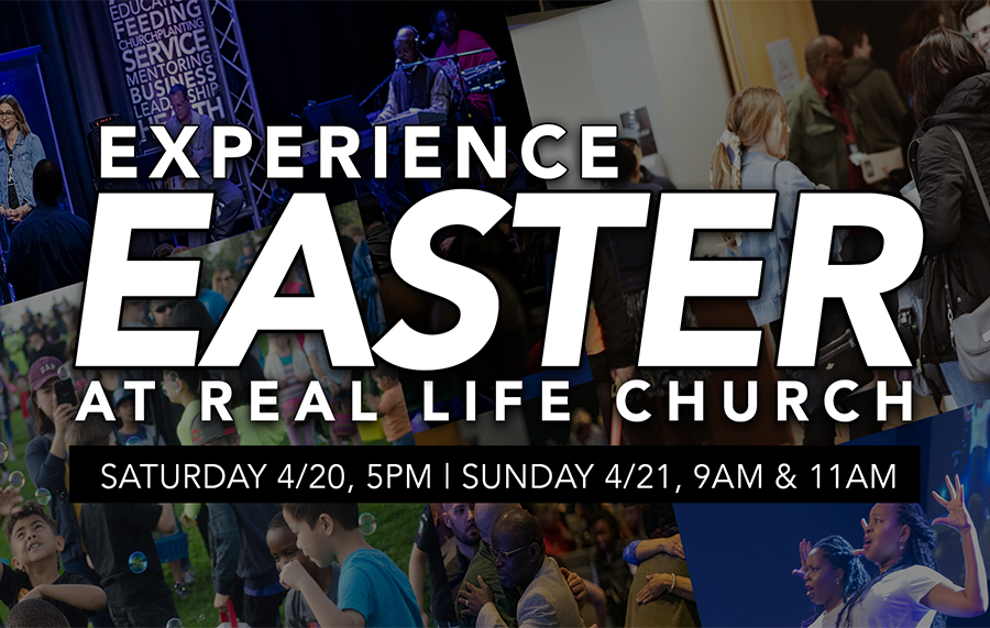 Easter at Real Life