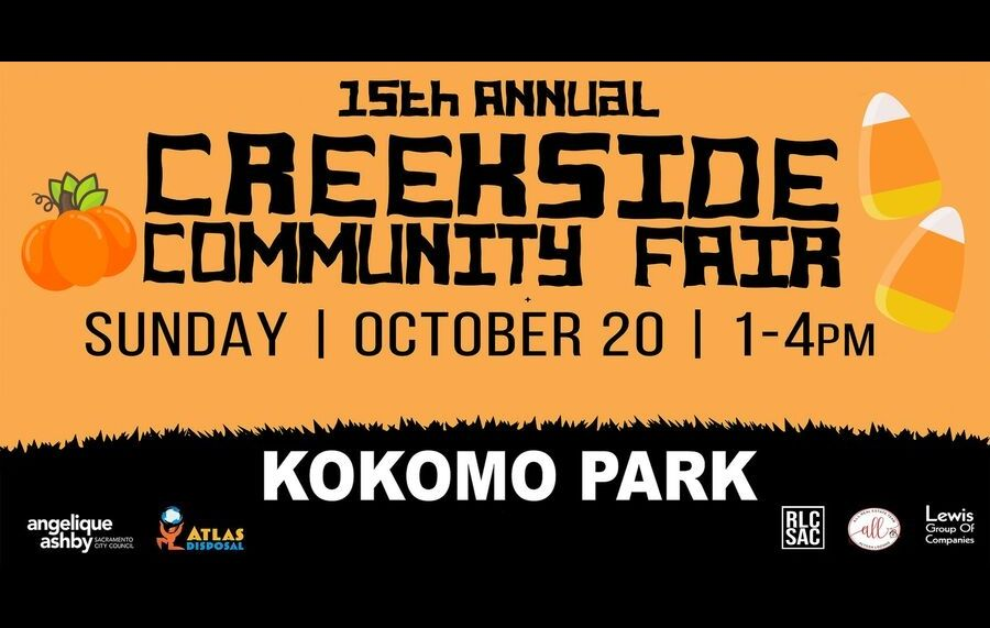 Creekside Fair Sign-up