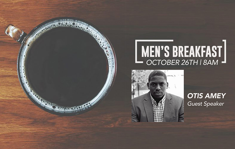 Men's Breakfast w/ Otis Amey