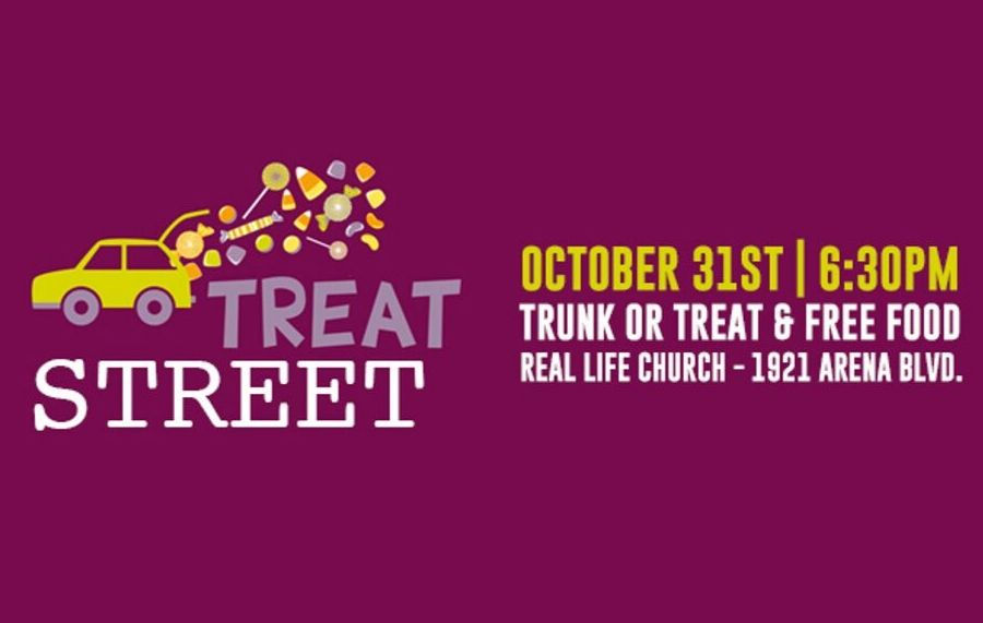Treat Street - Trunk or Treats